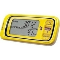 OMRON Schrittzähler HJA-300-EY-gelb Jogstyle, 1 ST, Hermes Arzneimittel GmbH