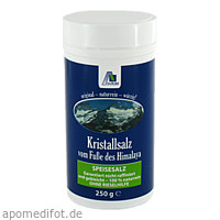 Kristallsalz Speisesalz Streuer, 250 G, Avitale GmbH