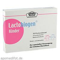 LACTOBIOGEN KINDER, 30 ST, Laves-Arzneimittel GmbH