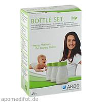 Ardo BottleSet Muttermilchflaschen, 3 ST, Ardo Medical GmbH