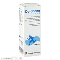 Dolobene Cool Gel-on, 82 G, Recordati Pharma GmbH