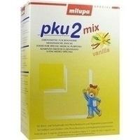 Milupa PKU 2-mix vanilla, 20X27 G, Nutricia Milupa GmbH