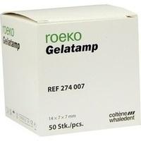 GELATAMP TAMPONS AUS GESCHAEUMTER GELATINE, 50 ST, A-1 Dental Beyer+Hämmerich