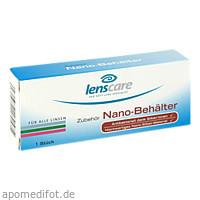 Lenscare NANO-BEHÄLTER, 1 ST, 4 Care GmbH