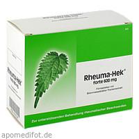 Rheuma-Hek forte 600mg, 100 ST, Strathmann GmbH & Co. KG