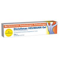 DICLOFENAC HEUMANN GEL, 50 G, Heumann Pharma GmbH & Co. Generica KG