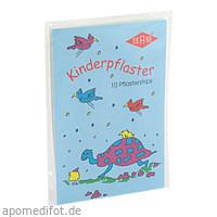 KINDERPFLASTER BF 140011 SCHILDKROETE, 10 ST, Büttner-Frank GmbH