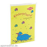 KINDERPFLASTER Ente 140012, 10 ST, Büttner-Frank GmbH