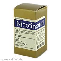 NICOTINAMID KAPSELN, 90 ST, Fbk-Pharma GmbH