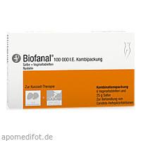 BIOFANAL 25G SAL+6VTA, 1 P, Dr. Pfleger Arzneimittel GmbH