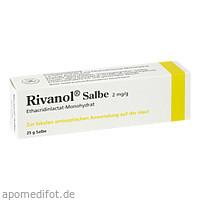 RIVANOL, 25 G, Dermapharm AG