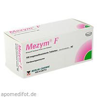 MEZYM F MAGENSAFTRESISDENT, 100 ST, Berlin-Chemie AG