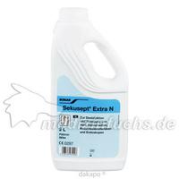 SEKUSEPT EXTRA N DESINFEKTIONSMITTELKONZENTRAT, 2 L, Ecolab Deutschland GmbH