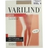 Varilind Job transparente Strumpfhose Muschel Gr.5, 1 ST, Paracelsia Pharma GmbH