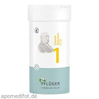 Biochemie Pflüger Nr. 1 Calcium fluoratum D 12, 400 ST, Homöopathisches Laboratorium Alexander Pflüger GmbH & Co. KG