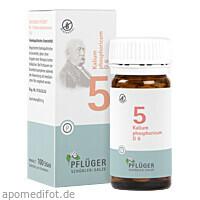 Biochemie Pflüger Nr. 5 Kalium phosphoricum D 6, 100 ST, Homöopathisches Laboratorium Alexander Pflüger GmbH & Co. KG