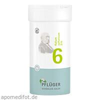 Biochemie Pflüger Nr. 6 Kalium sulfuricum D 6, 400 ST, Homöopathisches Laboratorium Alexander Pflüger GmbH & Co. KG