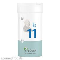 Biochemie Pflüger Nr. 11 Silicea D 12, 400 ST, Homöopathisches Laboratorium Alexander Pflüger GmbH & Co. KG