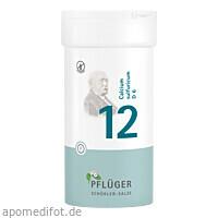Biochemie Pflüger Nr. 12 Calcium sulfuricum D 6, 400 ST, Homöopathisches Laboratorium Alexander Pflüger GmbH & Co. KG