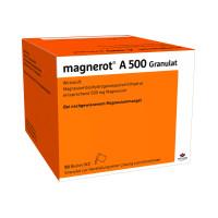 MAGNEROT A 500 BEUTEL, 50 ST, Wörwag Pharma GmbH & Co. KG