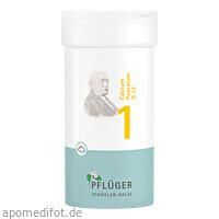 Biochemie Pflüger Nr. 1 Calcium fluoratum D 12, 100 G, Homöopathisches Laboratorium Alexander Pflüger GmbH & Co. KG