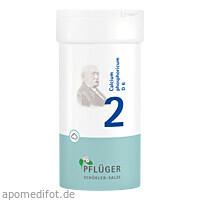 Biochemie Pflüger Nr. 2 Calcium phosphoricum D 6, 100 G, Homöopathisches Laboratorium Alexander Pflüger GmbH & Co. KG