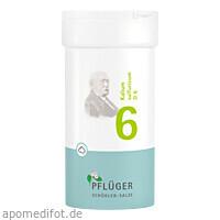 Biochemie Pflüger Nr. 6 Kalium sulfuricum D 6, 100 G, Homöopathisches Laboratorium Alexander Pflüger GmbH & Co. KG
