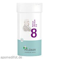 Biochemie Pflüger Nr. 8 Natrium chloratum D 6, 100 G, Homöopathisches Laboratorium Alexander Pflüger GmbH & Co. KG