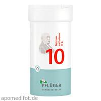 Biochemie Pflüger Nr. 10 Natrium sulfuricum D 6, 100 G, Homöopathisches Laboratorium Alexander Pflüger GmbH & Co. KG