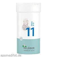 Biochemie Pflüger Nr. 11 Silicea D 12 Pulver, 100 G, Homöopathisches Laboratorium Alexander Pflüger GmbH & Co. KG