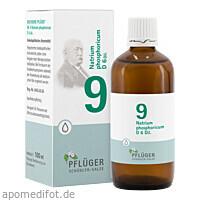 Biochemie Pflüger Nr. 9 Natrium phosphoricum D 6, 100 ML, Homöopathisches Laboratorium Alexander Pflüger GmbH & Co. KG