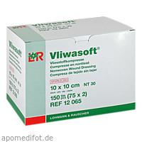 Vliwasoft Vlieskompresse 10x10cm, 150 ST, Lohmann & Rauscher GmbH & Co. KG