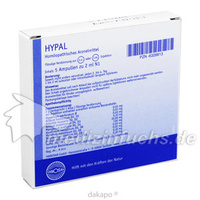 HYPAL Injektionslösung, 5X2 ML, HANOSAN GmbH