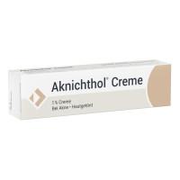 AKNICHTHOL CREME, 50 G, Ichthyol-Gesellschaft Cordes Hermanni & Co. (GmbH & Co.) KG