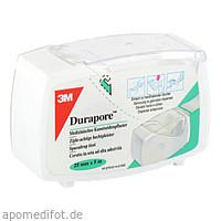 DURAPORE 2.50CMX5M ROLLENPFLASTER, 1 ST, 3M Medica Zwnl.d.3M Deutschl. GmbH