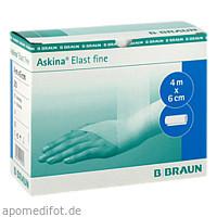 ASKINA ELAST FINE 4MX6CM NACKT, 20 ST, B. Braun Melsungen AG