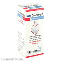 INFI CRATAEGUS TROPFEN, 50 ML, Infirmarius GmbH