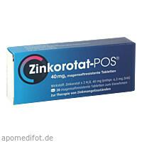 ZINKOROTAT POS, 20 ST, Ursapharm Arzneimittel GmbH