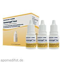 Corneregel Fluid Augentropfen, 3X10 ML, Dr. Gerhard Mann