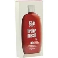 Tiroler Nussöl original Sonnenmilch wasserf.LSF 30, 150 ML, Dermapharm AG