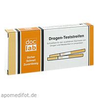 Drogentest THC Marihuana Teststreifen, 1 ST, Doclab GmbH