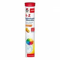Doppelherz A-Z Multivitamin + Mineralien, 15 ST, Queisser Pharma GmbH & Co. KG