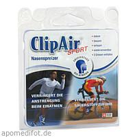 ClipAir - Nasendilatator, 1 ST, Schlaf-Laden Michael Schäfer