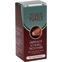 Miracle Nails Überlack Schnelltrockner, 8 ML, Office Martinett