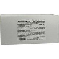 Isopropylalkohol 70% Hedinger, 1000 ML, Aug. Hedinger GmbH & Co. KG