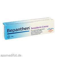 Bepanthen Sensiderm Creme, 20 G, Bayer Vital GmbH