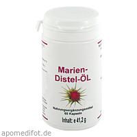 Mariendistelöl 500mg Kapseln, 60 ST, Allpharm Vertriebs GmbH