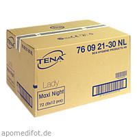 Tena Lady Maxi Night, 6X12 ST, Essity Germany GmbH