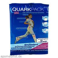 Quarkpack Kompresse bei Entzündungen, 5X4 ST, Quarkpack GmbH