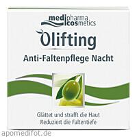 Olivenöl Olifting Anti Faltenpflege Nacht, 50 ML, Dr. Theiss Naturwaren GmbH